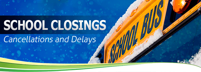 School Cancellation: Closings And Cancellations